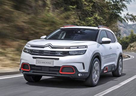 C5 Aircross - http://autobabis.cz/